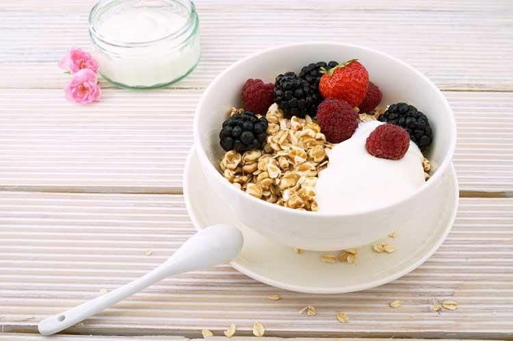 ข้อดีของการกินโยเกิร์ตก่อนนอน